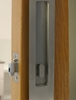 Picture of Flush Pull | Sliding Door | Privacy/Bathroom 43754P