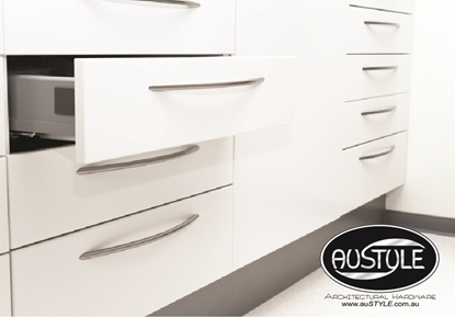 Picture of Marketing Images Kitchen Cabinet Handles