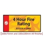 4 Hour Fire Rating