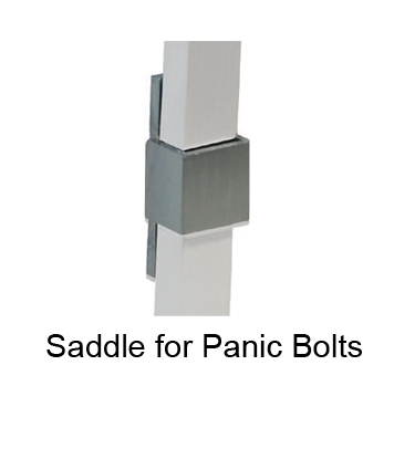 Panic Bolt Saddle